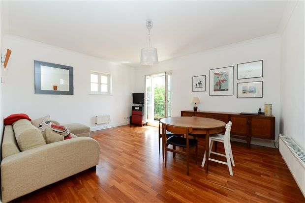 Thumbnail Flat for sale in Charles Haller Street, London