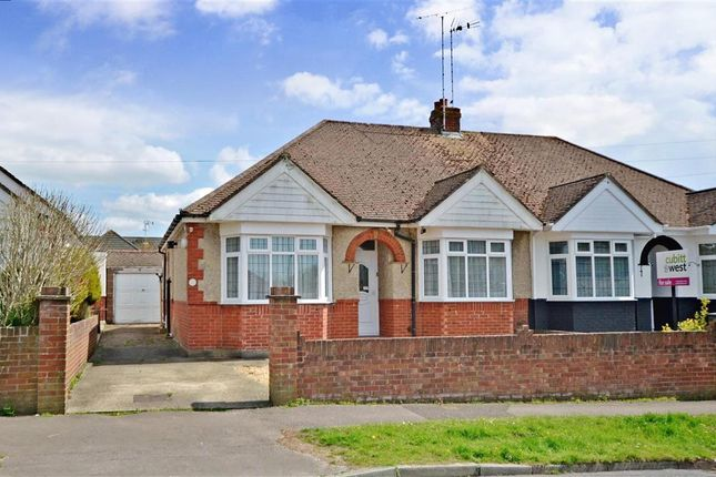 Thumbnail Bungalow for sale in St. Johns Avenue, Purbrook, Waterlooville, Hampshire