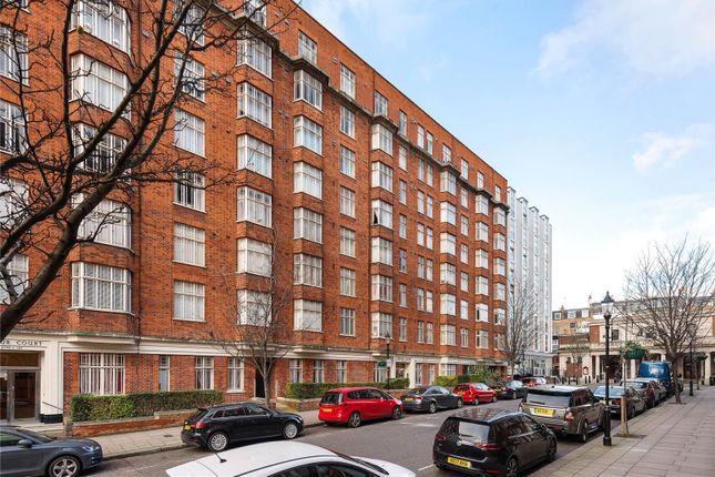 Exterior of Arthur Court, Notting Hill, London W2