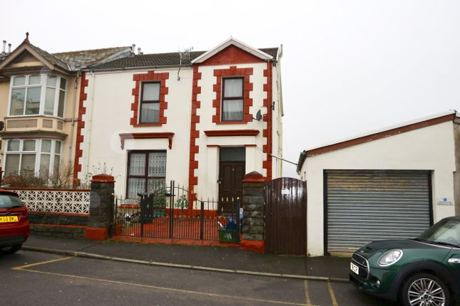 Thumbnail Semi-detached house for sale in Courtland Terrace, Merthyr Tydfil