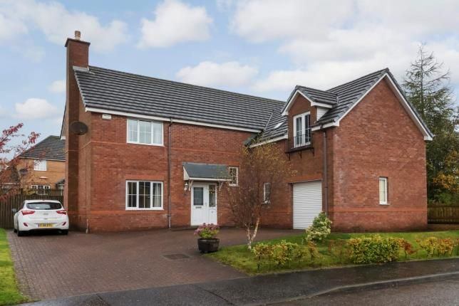 Thumbnail Detached house for sale in Mosswater Wynd, Smithstone, Cumbernauld, North Lanarkshire