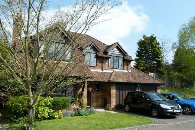 Thumbnail Detached house for sale in Magpie Close, Flackwell Heath, High Wycombe