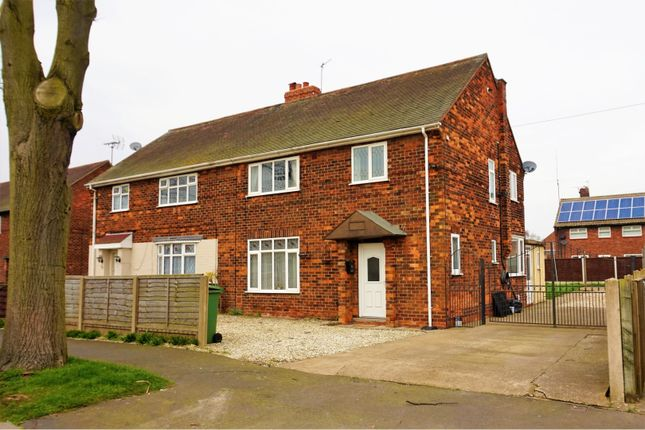 3 bed semi-detached house for sale in Chesswick Avenue, Keadby, Scunthorpe