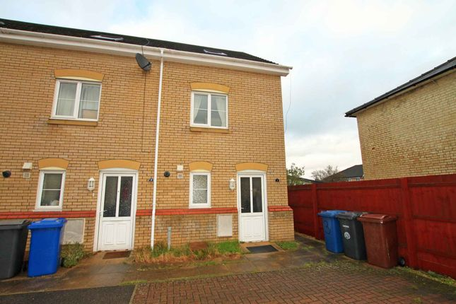 Thumbnail End terrace house to rent in Granby Mews, Newmarket