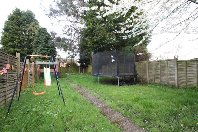 Rear Garden of Gayton Road, West Bromwich B71