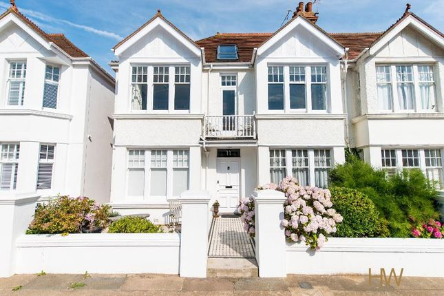 Thumbnail Semi-detached house for sale in Langdale Gardens, Hove, East Sussex