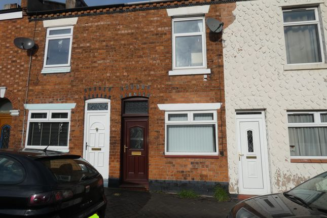 Thumbnail Terraced house to rent in Meredith Street, Crewe