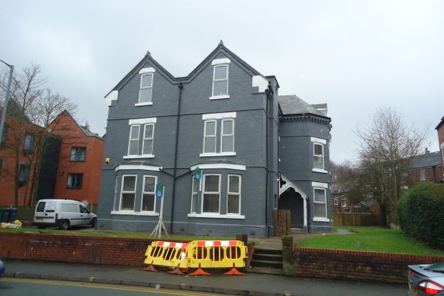 Thumbnail Flat to rent in Delaunays Road, Crumpsall, Manchester