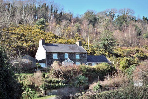 Thumbnail Detached house for sale in Glion Shugal & Carmodil Beg, Ballaugh Glen, Ballaugh