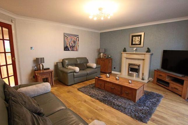 Lounge of St. Martin Avenue, Strathmartine, Dundee DD3