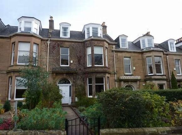 Thumbnail Terraced house to rent in Garscube Terrace, Murrayfield, Edinburgh