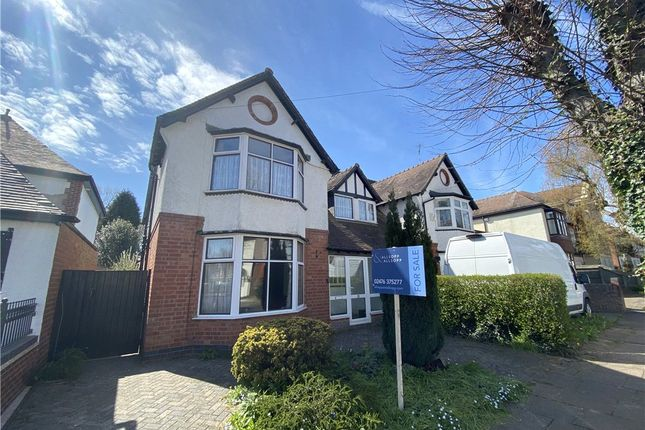 3 bed semi-detached house for sale in Manor Park Road, Nuneaton CV11