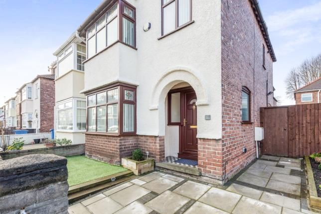 Thumbnail Semi-detached house for sale in Tatton Road, Liverpool, Merseyside