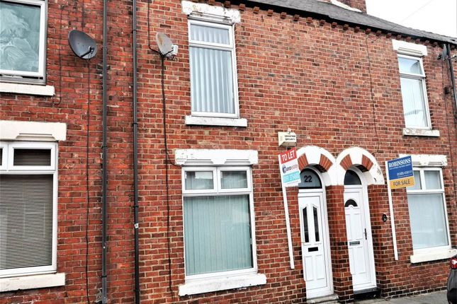 Thumbnail Terraced house for sale in Hurworth Street, Bishop Auckland, County Durham