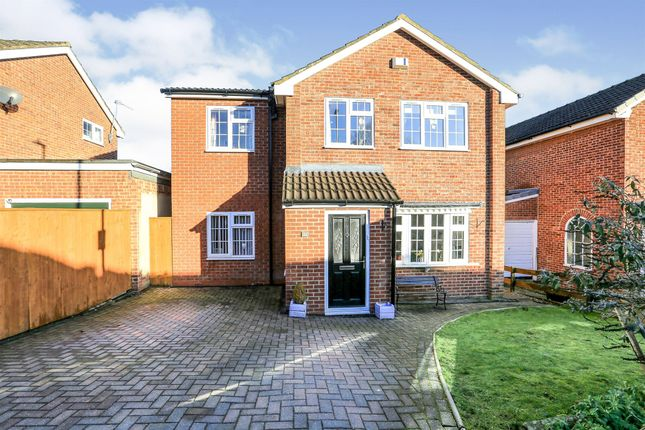 Thumbnail Detached house for sale in Hall Lane, Harrogate