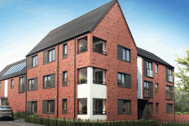 "2 bed flat for sale in ""Amble"" at Carters Lane, Kiln Farm, Milton Keynes MK11"