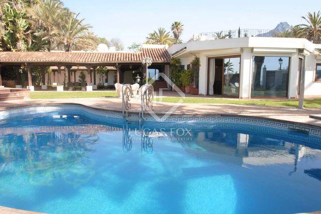 Thumbnail Villa for sale in Spain, Andalucía, Costa Del Sol, Marbella, Golden Mile / Marbella Centre, Lfcds517