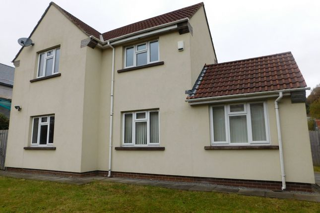 Thumbnail Detached house to rent in High Street, Newbridge, Newport