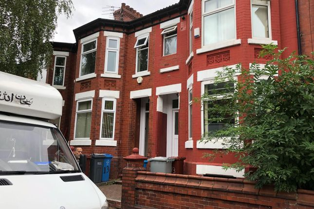 Thumbnail Duplex to rent in Kensington Ave, Manchester