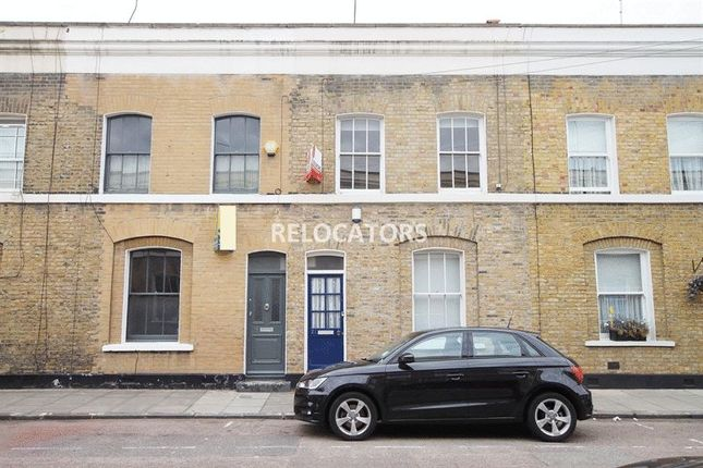 Thumbnail Terraced house to rent in Dunelm Street, London