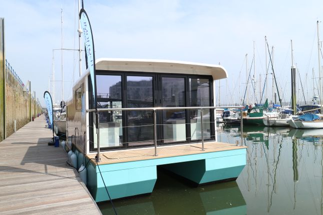 Thumbnail Houseboat for sale in Irvine Road, Largs, Ayrshire
