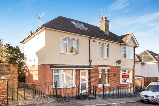 Thumbnail Detached house for sale in Mount Scar, Swanage