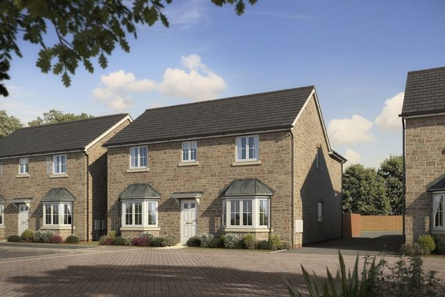 """Thumbnail Detached house for sale in """"The Southerndown"""" at Abergavenny Road, Gilwern, Abergavenny"""