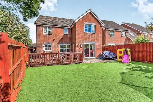 Thumbnail Detached house for sale in Baird Close, Yaxley, Peterborough