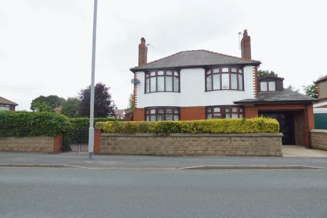 Thumbnail Detached house for sale in Warrington Road, Penketh, Warrington