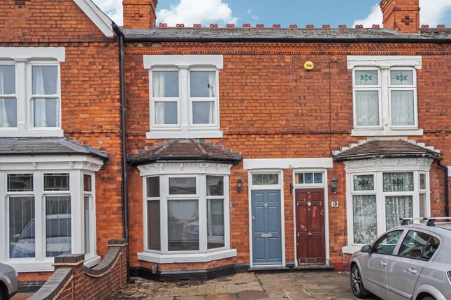 2 bed terraced house for sale in Springfield Road, Wamley, Sutton Coldfield B76