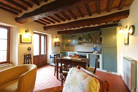 2 bed town house for sale in Historical Centre, San Casciano Dei Bagni, Siena, Tuscany, Italy