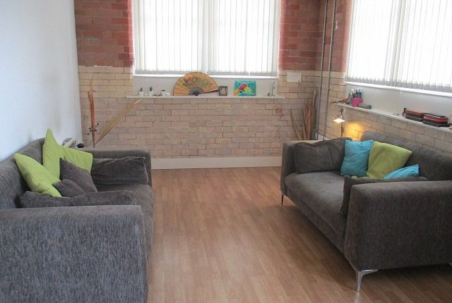 Thumbnail Flat to rent in Bromley House, The Manor, Beeston