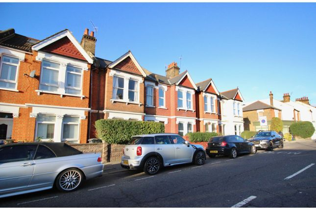 Thumbnail Terraced house for sale in Bollo Lane, Chiswick