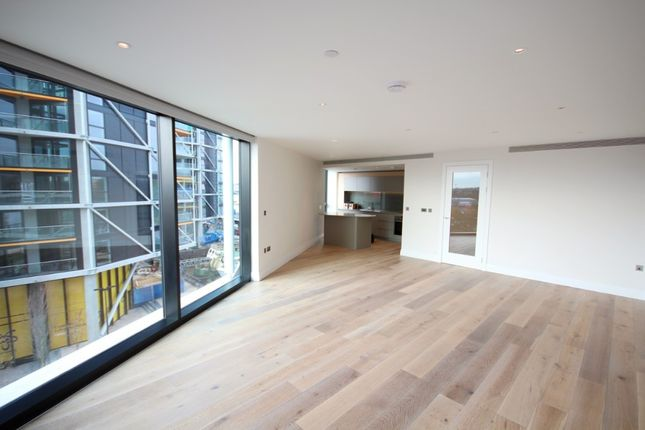 2 bed flat to rent in Riverlight Quay, Nine Elms