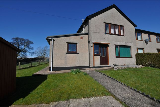 Thumbnail Semi-detached house for sale in 1 Little Close, Ravenstonedale, Kirkby Stephen