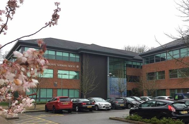 Thumbnail Office to let in Floor 2 Royal Court, Church Green Close, Winchester, Hampshire