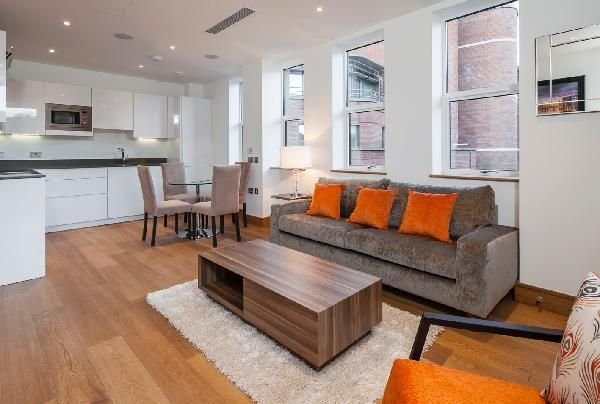Thumbnail Flat to rent in Ludgate Broadway, London
