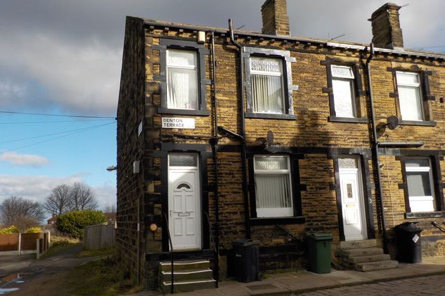 Thumbnail End terrace house to rent in Denton Terrace, Morley, Leeds