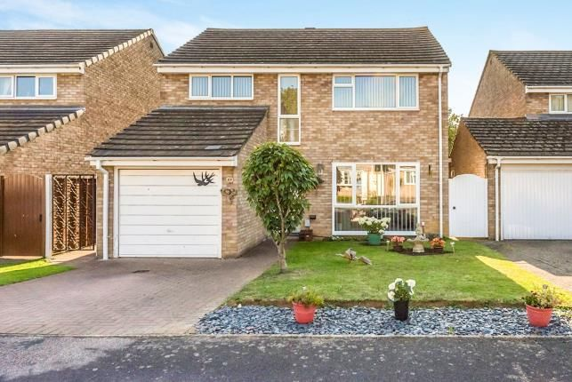 Thumbnail Detached house for sale in Angotts Mead, Stevenage, Hertfordshire, England