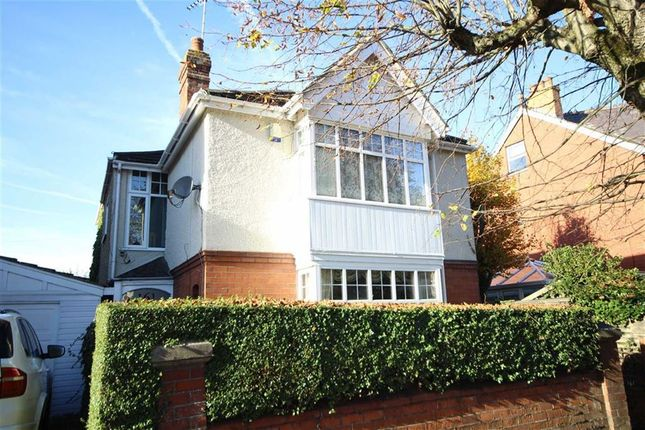 Thumbnail Detached house for sale in Goddard Avenue, Old Town, Swindon, Wiltshire