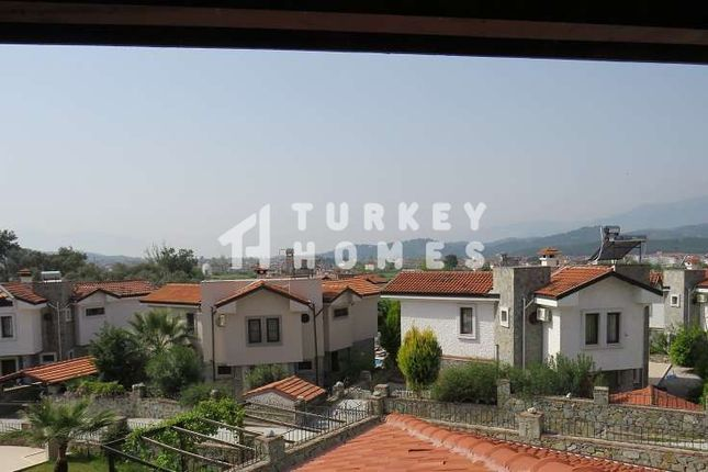 Nature View Villa - Kemer In Fethiye - Views Of The Valley