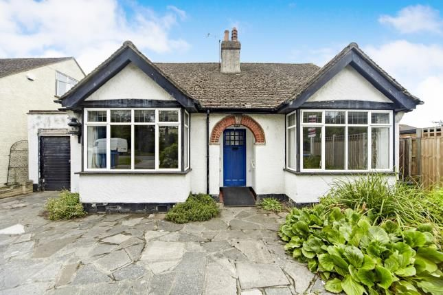 Thumbnail Bungalow for sale in Orchard Way, Shirley, Croydon, Surrey