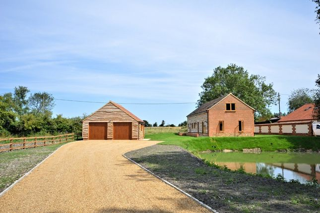 Thumbnail Barn conversion for sale in Cressingham Road, Ashill, Thetford