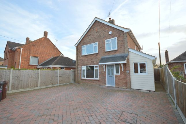 Thumbnail Detached house for sale in D'arcy Road, Colchester