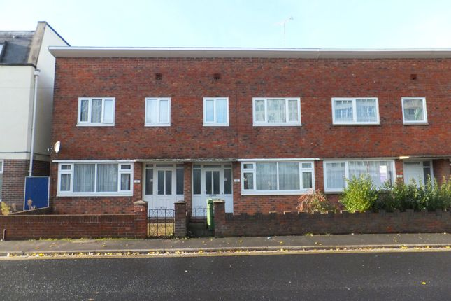 Thumbnail Terraced house to rent in St. Pauls Road, Southsea, Portsmouth