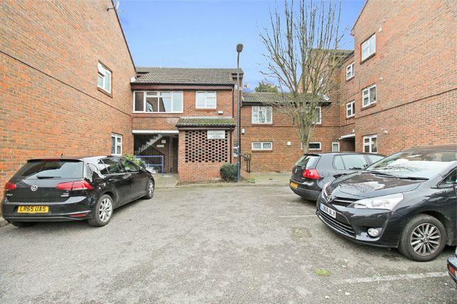 Thumbnail Flat to rent in James Dudson Court, Wyborne Way, London