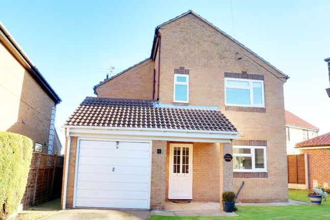 Thumbnail Detached house for sale in Estfeld Close, Tickhill, Doncaster