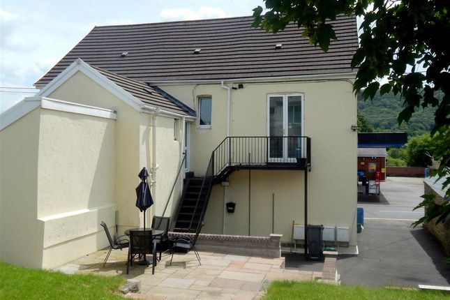 Thumbnail Flat for sale in Swansea Road, Pontardawe, Swansea