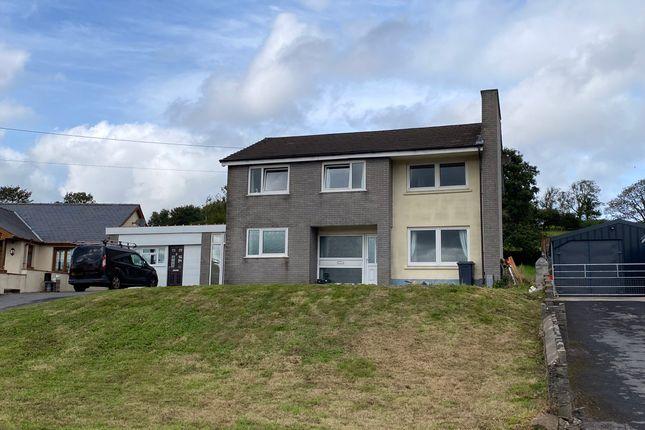 Thumbnail Detached house for sale in Greenfield Terrace, Pontyberem, Llanelli