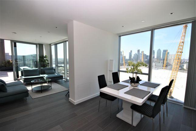 Thumbnail Flat to rent in Cutter Lane, London, Greenwich Peninsula